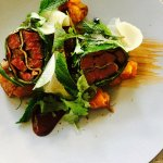 Bison roulade