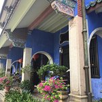 Photo de Cheong Fatt Tze - The Blue Mansion