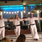 take the greek night trip to Zia