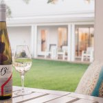 13th Street Winery - enjoy a glass of wine on our veradah
