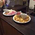 our evening buffet... complete JOKE..!!!
