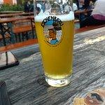 Amazingly fresh beer