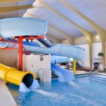 Pool/Waterslides