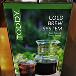 Cold Brew Toddy System - available at Backroads Coffee