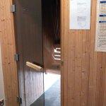 Sauna Golden Oak Cottage Keldy
