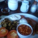 Breakfast. Mmmm