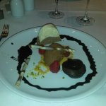 Dessertvariationen aus Schokolade .-)