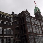 This heritage building was once the home of the mighty Holland Amerika Lijn
