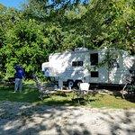 Our camp site #E3