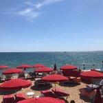 Photo of La plage frejus