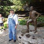 Tour guide Ron!