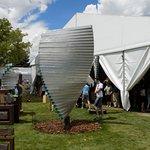 Art in the Park show - Benson Sculpture Park