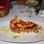 Le homard façon du chef, un régal!