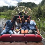 Photo de Tom and Jerry's Airboat Rides