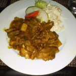 curried mutton
