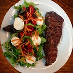 Fancy a nice juicy steak and fresh salad?