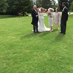 Some photos from our wonderful wedding ceremonies this weekend