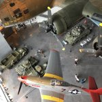 Planes, Tanks and trucks