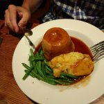 meat pudding