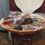 Sea-food display 1