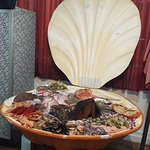 Sea-food display 2