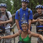Family bike tours in Old Town