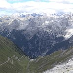 Ortler Alps from the Stelvio Pass 3