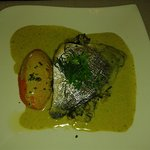 filet de dorade sauce basilic