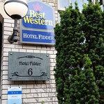 Photo de Best Western Hotel Restaurant Fidder