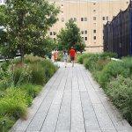 La Highline à NY
