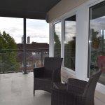 Balkon / Eckzimmer 3. Etage