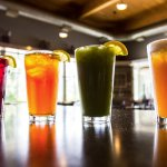 Iced Tea and other refreshing cold drinks