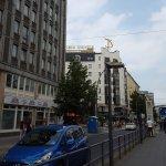 Great street.
