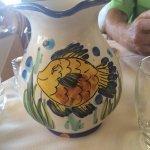 Sangria pitcher