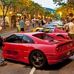 Meet the Ferrari of your dreams this Sat. on Market St. in Corning.   Aug. 19 from 6 to 9 p.m