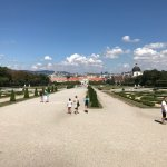 Belvedere Palace Museum Foto
