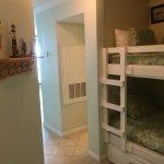 unit 1305 hallway bunks