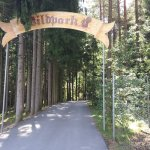 Bayern Park Wildpark Eingang