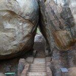 Foto de Antigua ciudad de Sigiriya