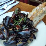DO NOT MISS THE MUSSELS!!!