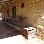 Alice Springs Telegraph Station Historical Reserve Foto