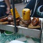 Meaty feast!