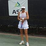 USPTA Certified Elite Tennis Professional Susan Evans!
