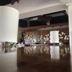 Main lobby of the resort