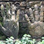 Photo of Edward James sculptor garden, Las Pozas