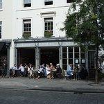 Bar at Thomas Cubitt, Elizabeth Street
