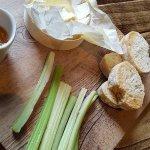 Camembert sharing starter