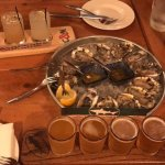 Dollar oysters, beer and cocktail flights... Yumm!!