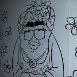 Frida Khalo by Huevocartoon