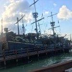 Foto de Barco Pirata Jolly Roger Cancún